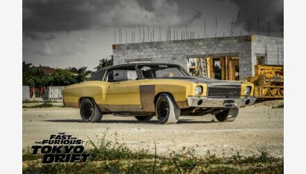 1971 Chevrolet Monte Carlo for sale 101132833