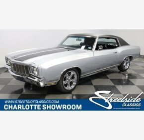 1971 Chevrolet Monte Carlo for sale 101183135