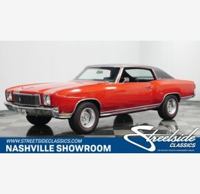 1971 Chevrolet Monte Carlo for sale 101359030