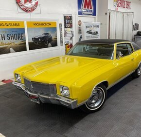 1971 Chevrolet Monte Carlo for sale 101429760