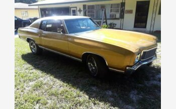 1971 Chevrolet Monte Carlo for sale 101481838