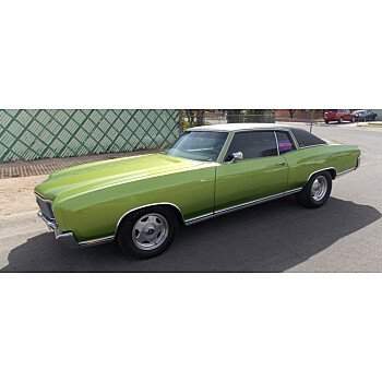 1971 Chevrolet Monte Carlo for sale 100967713