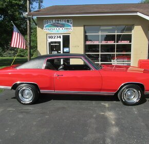 1971 Chevrolet Monte Carlo for sale 101207323