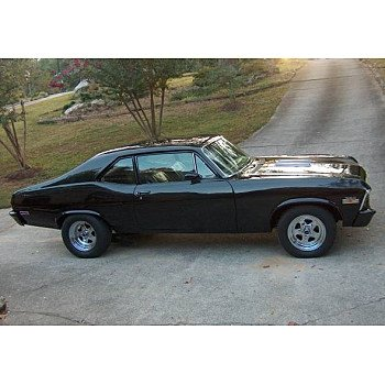 1971 Chevrolet Nova for sale 100931137