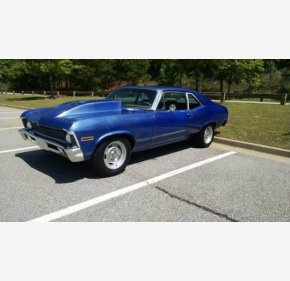 1971 Chevrolet Nova for sale 100989957