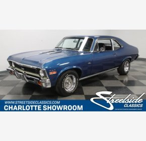 1971 Chevrolet Nova for sale 101100251
