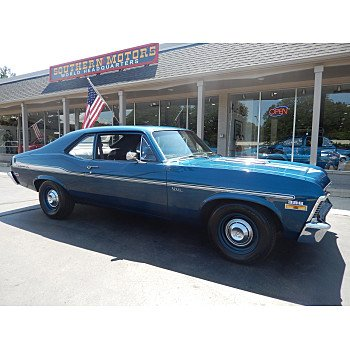1971 Chevrolet Nova for sale 101186385