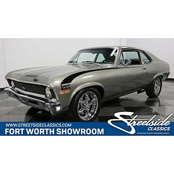 1971 Chevrolet Nova for sale 101204779