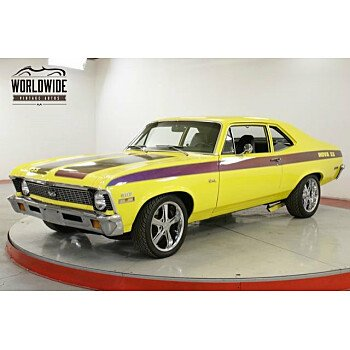 1971 Chevrolet Nova for sale 101215626