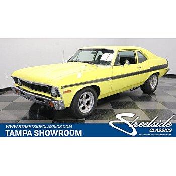 1971 Chevrolet Nova for sale 101308053