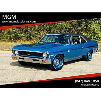 1971 Chevrolet Nova for sale 101380750