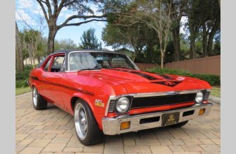 1971 Chevrolet Nova for sale 101435841