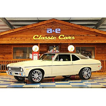 1971 Chevrolet Nova for sale 101615642