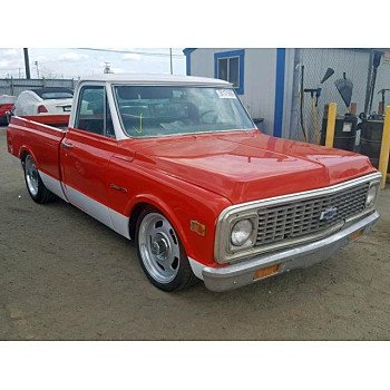 1971 Chevrolet Other Chevrolet Models for sale 101126252