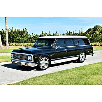 1971 Chevrolet Suburban for sale 101220112