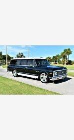 1971 Chevrolet Suburban for sale 101220112