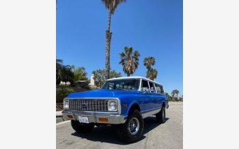 1971 Chevrolet Suburban 4WD for sale 101513106