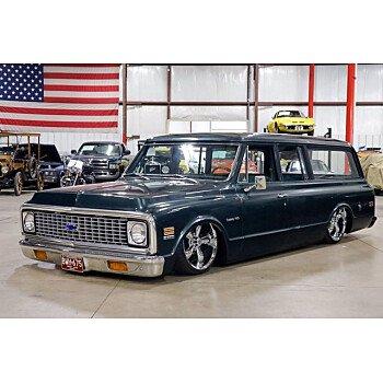 1971 Chevrolet Suburban for sale 101596249