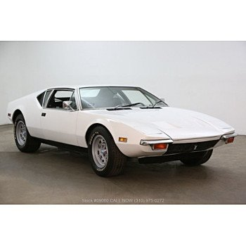 1971 De Tomaso Pantera for sale 101075204