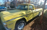 1971 Dodge D/W Truck 2WD Regular Cab D-100 for sale 101254229