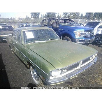 1971 Dodge Dart for sale 101015326