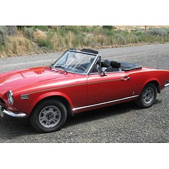 1971 FIAT Spider for sale 101074657