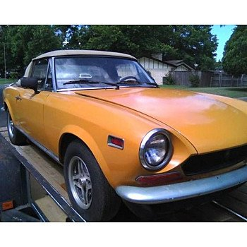 1971 FIAT Spider for sale 100868649