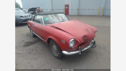1971 FIAT Spider for sale 101341571