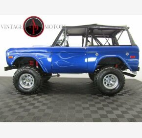 1971 Ford Bronco for sale 101113556