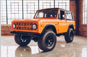 1971 Ford Bronco for sale 101122561