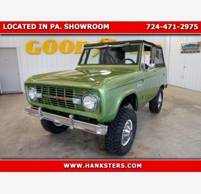 1971 Ford Bronco for sale 101206306