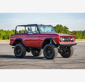 1971 Ford Bronco for sale 101229388
