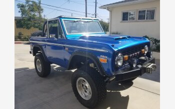 1971 Ford Bronco Sport for sale 101244997