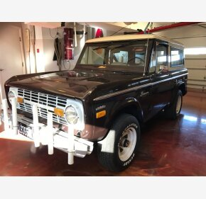 1971 Ford Bronco Sport for sale 101285819