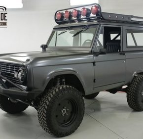 1971 Ford Bronco for sale 101317411