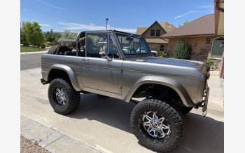 1971 Ford Bronco for sale 101381712