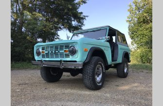 1971 Ford Bronco Sport for sale 101384064