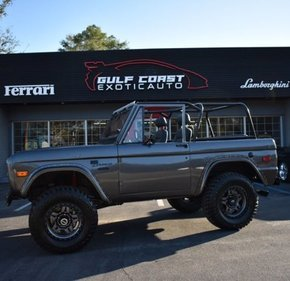 1971 Ford Bronco for sale 101408056