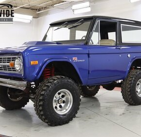 1971 Ford Bronco for sale 101411972