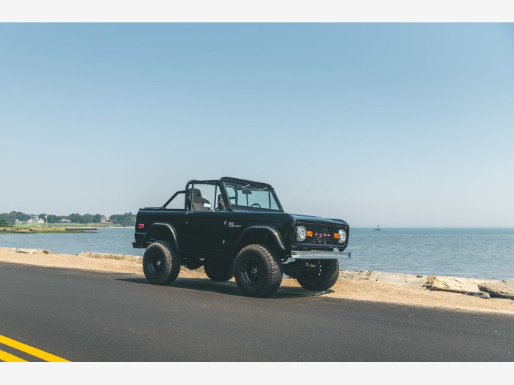 1971 Ford Bronco for sale 101557778