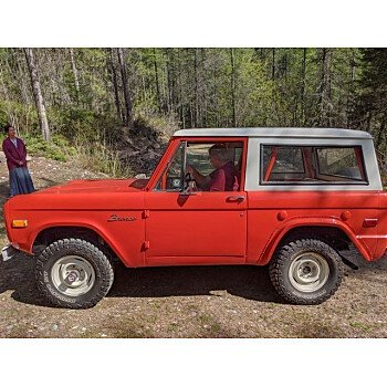 1971 Ford Bronco for sale 101585598