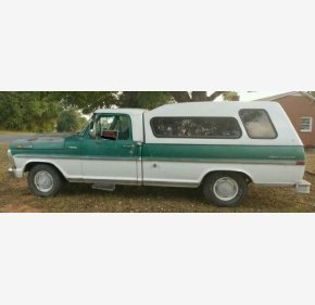1971 Ford F100 for sale 100825064