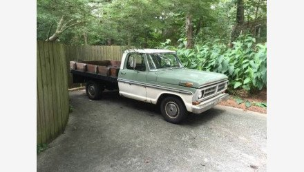 1971 Ford F100 for sale 100830450
