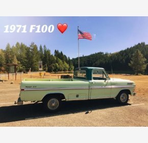 1971 Ford F100 for sale 101058455