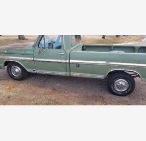 1971 Ford F100 for sale 101103013