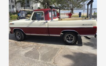 1971 Ford F100 2WD Regular Cab for sale 101122557