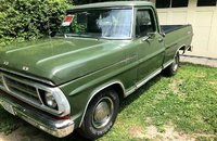 1971 Ford F100 2WD Regular Cab for sale 101211415