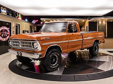 1971 Ford F100 for sale 101224736