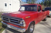 1971 Ford F100 2WD Regular Cab for sale 101339011