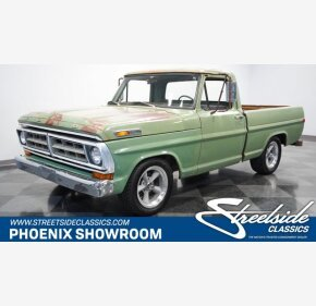 1971 Ford F100 for sale 101344912